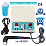 Physiogears Ultrasound Physio-Therapy Machine (Simple White)