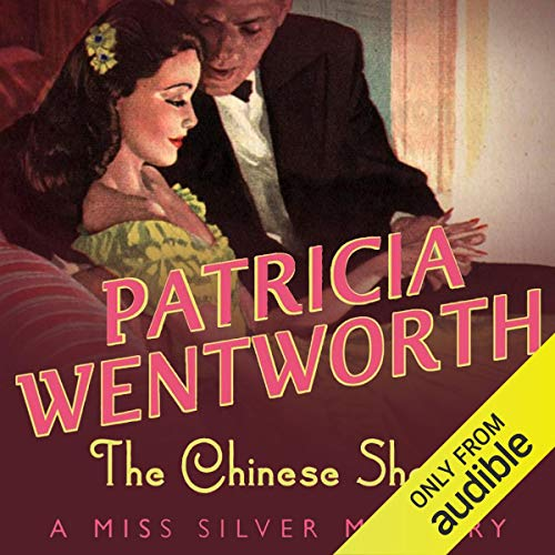 The Chinese Shawl audiobook cover art