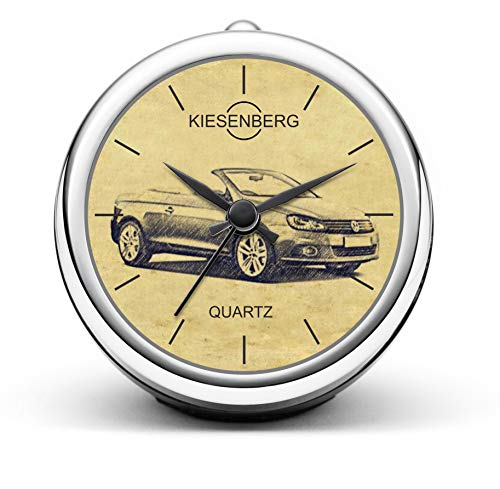 KIESENBERG Design Orologio da Tavolo Regalo per EOS Fan Clock T-5034