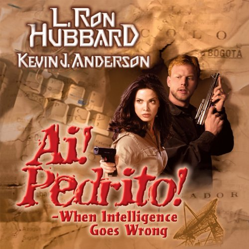 Ai! Pedrito!: When Intelligence Goes Wrong copertina