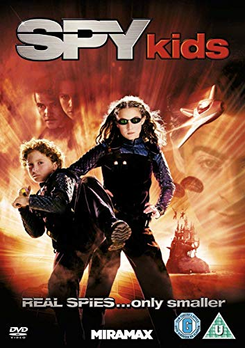 Spy Kids [DVD] by Antonio Banderas