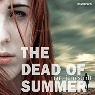 The Dead of Summer cover art