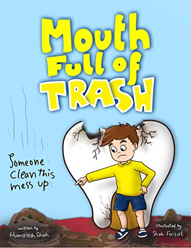 Mouth Full of Trash (Alan and Burke Books Book 2) (English Edition)