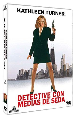Detective con medias de seda [DVD]