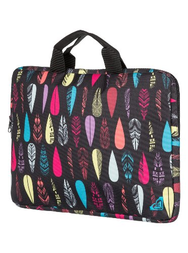 Roxy Sacoche Ordinateur Femme Lots to Do Feather X3 M Multicolore - Anth AX Ethnic