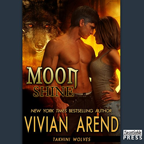 Moon Shine cover art