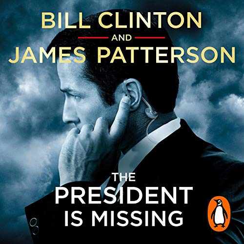 The President Is Missing cover art