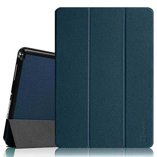 Fintie Samsung Galaxy Tab Pro 12.2 / Note Pro 12.2 P900 P905 Hülle Case - Ultradünne Lightweight superleicht Stand SlimShell Cover Schutzhülle Tasche Etui mit Auto Schlaf / Weck Funktion, Marineblau