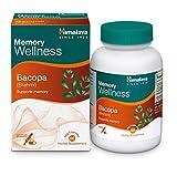 Himalaya Bacopa Memory Wellness, Cápsulas vegetales para memoria, 60 cápsulas