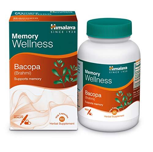 Himalaya Bacopa Wellnes 60 Capsule - 70 g