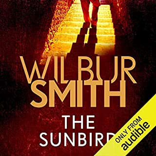 The Sunbird audiobook cover art