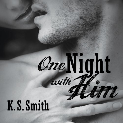 One Night with Him audiobook cover art
