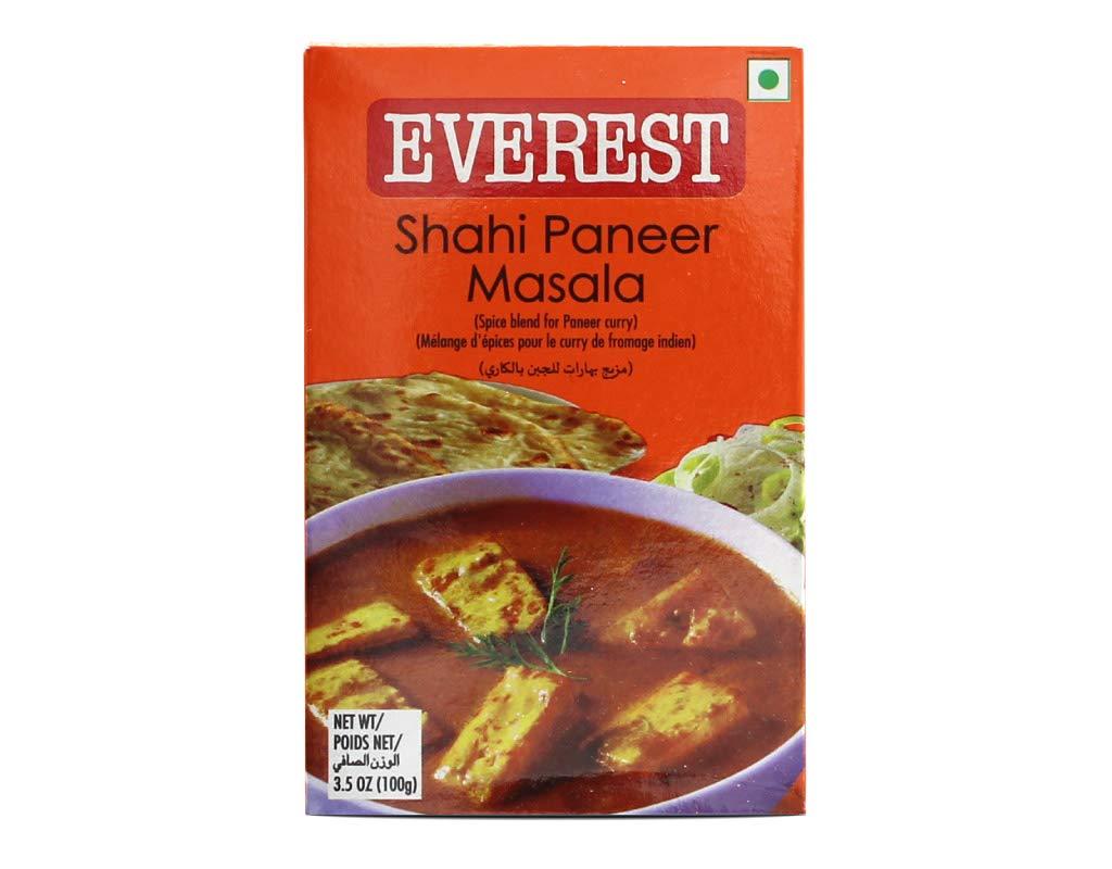 shop Everest Shahi Paneer 100g Masala OFFicial
