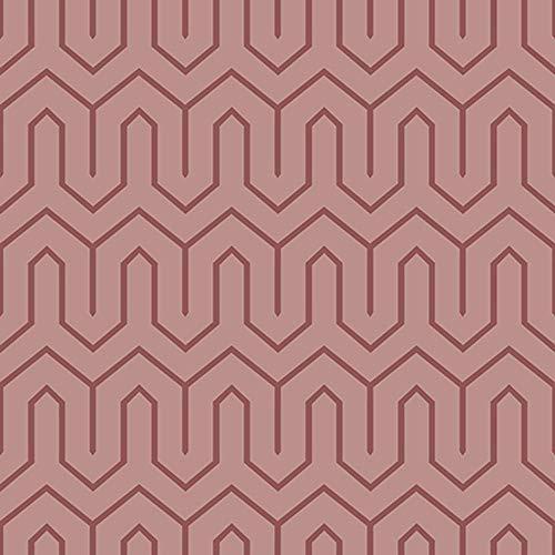 Papel de Parede Cubic Cu87438, Wiler K, Rose