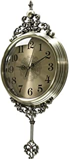 Univer-Co Retro Wall Clocks European Plastic & Metal Irregular Indoor Clocks 25