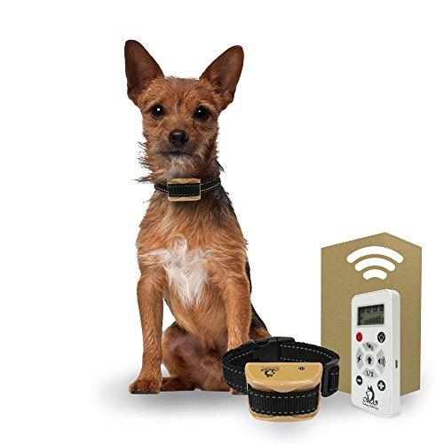 Our K9 Training Made Easy - Small - Medium Dog Remote Training Collar - Sound, Vibration, Shock - 800 Yards - 1 Dog
