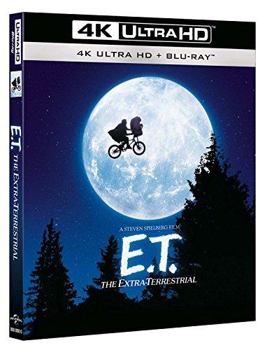E.T. - L'Extra-Terrestre (Blu-Ray 4K Ultra HD+Blu-Ray) [Blu-ray]