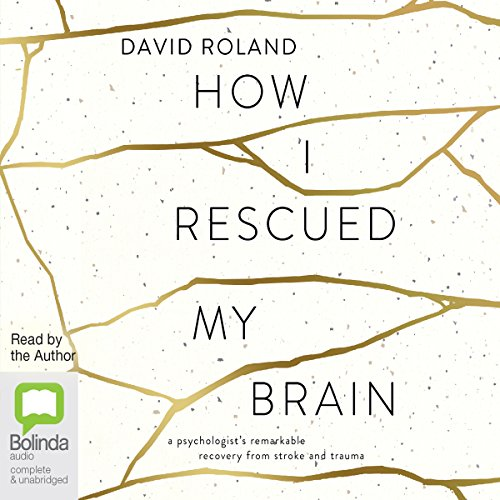 How I Rescued My Brain audiobook cover art