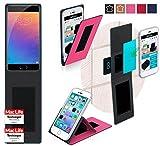 Hülle für Meizu Pro 6 Tasche Cover Hülle Bumper   Pink   Testsieger
