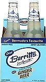 Barritts Soda 4pk Diet Ginger Beer