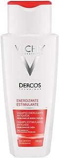 Dercos Shampoo Energizante 200ml, Vichy, Branco