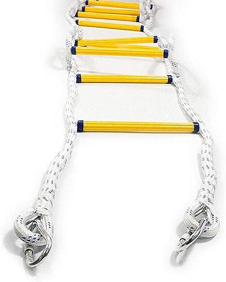Escaleras de evacuación Escalera de Cuerda de Escalada de ...