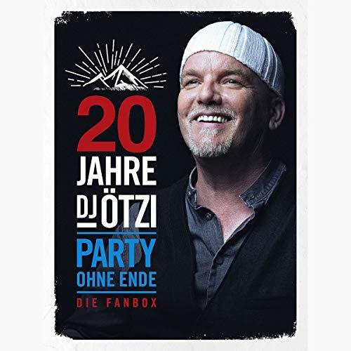 20 Jahre DJ Ötzi-Party Ohne Ende (Ltd.Fanbox)
