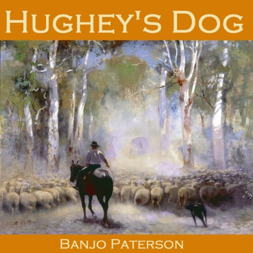 Hughey's Dog audiobook cover art