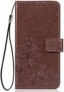 SIZOO - Wallet Cases - Luxury Case For for Samsung Galaxy J4 Core Leather Wallet Card Flip Soft Silicone Stand Case for fo...