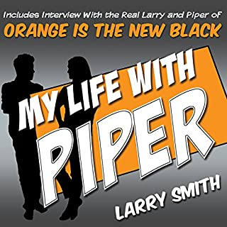 My Life with Piper audiobook cover art