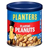 Planters Classic Peanuts (6 oz Jars, Pack of 8)