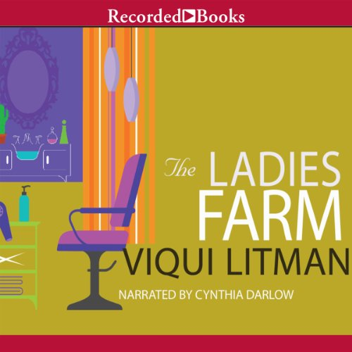 The Ladies Farm audiobook cover art