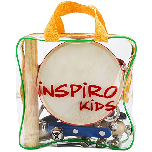 Inspiro Kids Musical Instruments amp Percussion Toys Rhythm Band Value Set