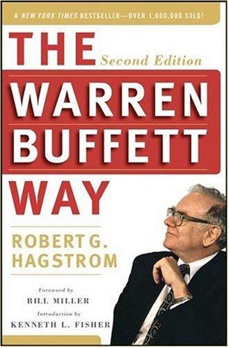 The Warren Buffett Way Workbook by Robert G. Hagstrom Russell Rhoads(2013-09-30)