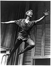 HistoricalFindings Photo: Mary Martin,Role as Peter Pan,Television Program,Producer's Showcase,1955