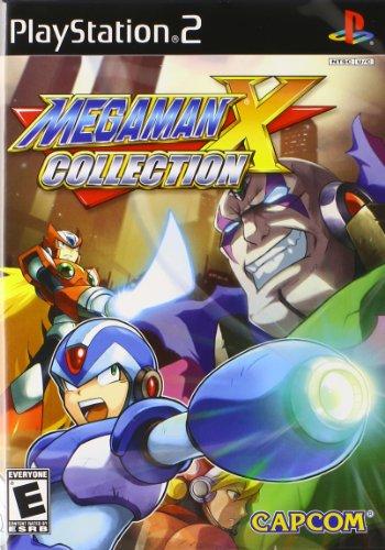 Mega Man X Collection – PlayStation 2 – Standard Edition