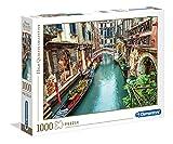Clementoni Collection-Venice Canal Puzzle, 1000 Piezas, Multicolor (39458.6)