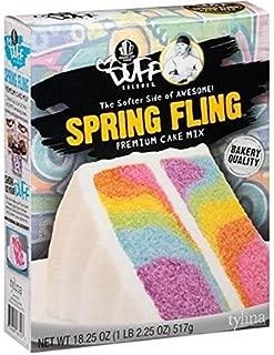 Charm City Cakes Duff Goldman Spring Fling Premium Cake Mix, 18.25 Oz (2 Pack)