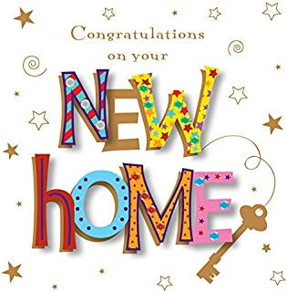 Handmade Congratulations On Your New Home Greeting Card Talking Pictures Cards