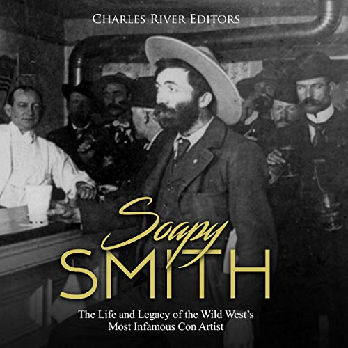 Soapy Smith audiobook cover art