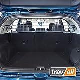 Travall® Guard Hundegitter TDG1534 - Maßgeschneidertes Trenngitter in Original Qualität