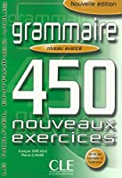 Grammaire 450 Exercises Textbook + Key (Advanced)