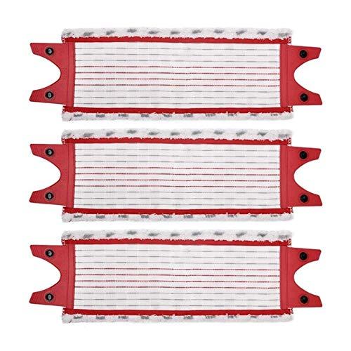 WDGNY Accesorios de limpieza Almohadillas de microfibra de repuesto para fregona Vileda UltraMax, repuesto para fregona O Cedar Mopa Kit