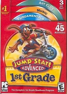 Jumpstart Advanced 1st Grade (PC & Mac) [OLD VERSION]