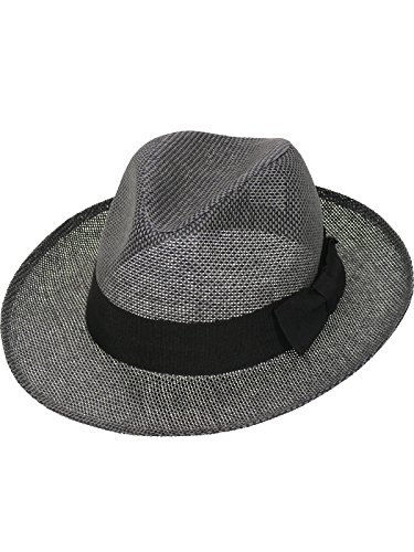 Fiebig fiebig Sehr leichter Bogart Hut in 2 Farben Hut in 2 Farben, Kopfgröße:55, Farben:blau