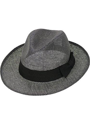 Fiebig Fiebig Sehr leichter Bogart Hut in 2 Farben Hut in 2 Farben, Farben:blau, Kopfgröße:55