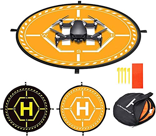 Fstop Labs 36 inch RC Drone Waterproof Collapsible Foldable...