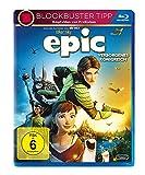 Bluray Kinder Charts Platz 6: Epic - Verborgenes Königreich [Blu-ray]