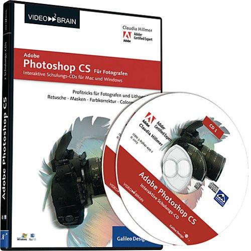 Adobe Photoshop CS für Fotografen - Video-Training für Mac und Windows