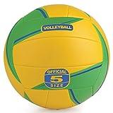 Toyrific B303 - Pelota de Voleibol de Tacto Suave Oficial para Playa, Interior, Gimnasio, Talla 5